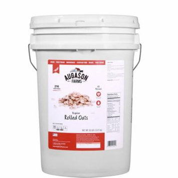 Augason Farms Augason Farms Rolled Oats, 20 lb