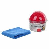Mothers Powerball Plus One Microfiber Detailing Towel