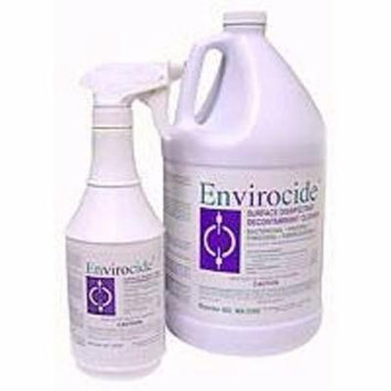 Surface Disinfectant Cleaner Envirocide - Item Number 13-3300CS - 4 Each / Case