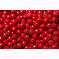 FirstChoiceCandy Sixlets Milk Chocolate Balls (Red, 5 LB)