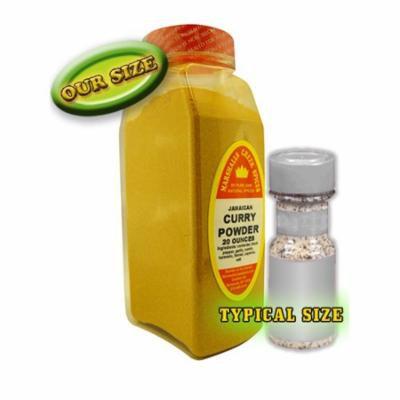 Marshalls Creek Spices XL CURRY POWDER, JAMAICAN