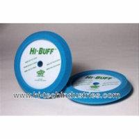Hi-Tech Industries HB400 Hi-Buff™ Blue Soft Polish Edge Foam Buffing Pad