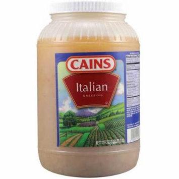 Cains Italian Dressing, 3.5 Quart -- 4 per case.