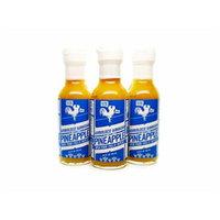 Adoboloco Pineapple Habanero - 3 Bottles (Medium Hot Sauce)