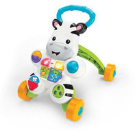 Fisher-Price Learn with Me Zebra Walker, Yellow