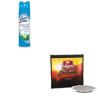 KITFOL63103RAC76938EA - Value Kit - Folgers Gourmet Selections Coffee Pods (FOL63103) and Neutra Air Fresh Scent (RAC76938EA)