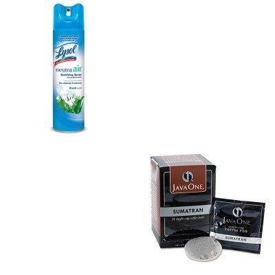 KITJAV60000RAC76938EA - Value Kit - Java Trading Co. Coffee Pods (JAV60000) and Neutra Air Fresh Scent (RAC76938EA)