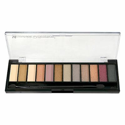 Measurable Difference 12 Eyeshadow Palette, Nude