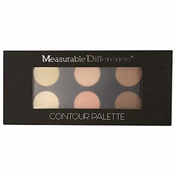 Measurable Difference 6 Piece Slim Contour Palette