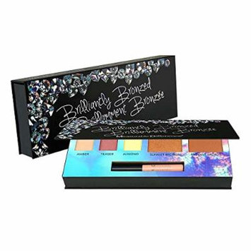 Measurable Difference The Diamond Collection Palette, Brilliantly Bronzed Eyeshadow & Lip Gloss