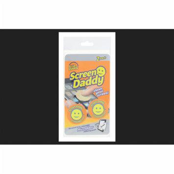 Scrub Daddy Microfiber Scratch Free Cleaning Pads 2 pk
