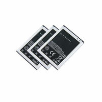High Quality Generic Replacement Battery Samsung GALAXY S BLAZE Phone - 3 Pack