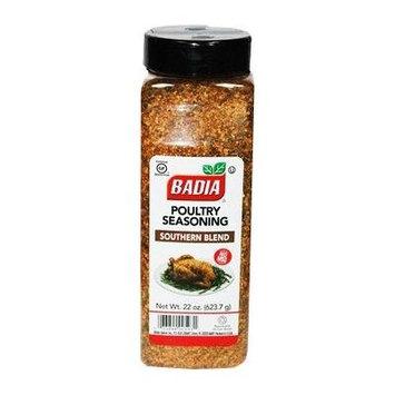 Badia Poultry Seasoning Southern Blend No MSG 22 oz