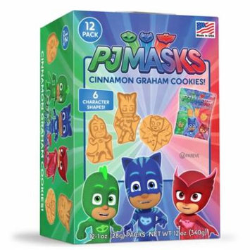 PJ Masks Cinnamon Graham Cookies (12 Count)