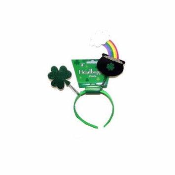 St. Patrick's Pot of Gold Headband