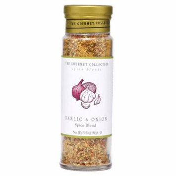 The Gourmet Collection Garlic and Onion Spice Blend 5.5 Oz