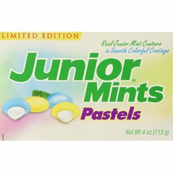 Junior Mints Easter Pastels Limited Edition, 4oz Box (Case of 12)