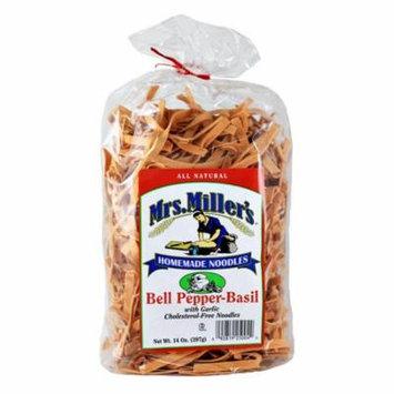 Mrs. Miller's Bell Pepper-Basil Noodles 14 oz. (2 Bags)