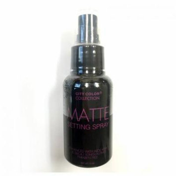 (6 Pack) CITY COLOR Matte Setting Spray