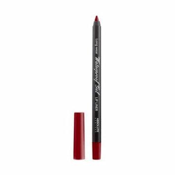 (6 Pack) ABSOLUTE Waterproof Gel Eye & Lip Liner - True Red