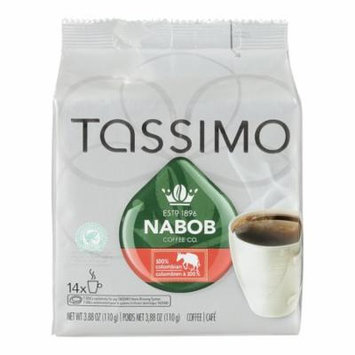 Nabob 100% Colombian Coffee, T-Discs for Tassimo Hot Beverage System (14 Count)
