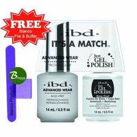 ibd Advanced Wear Color Duo Base Prep #463 UV Gel Color