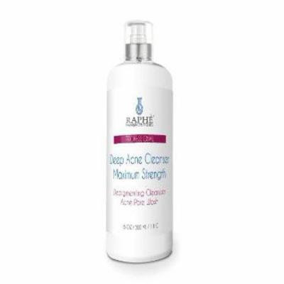 Emergency Acne Facial Rescue Wash Maximum Strength Deep Acne Cleansing Wash 16 oz