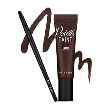 Missha Palette Paint Liner (Brown)