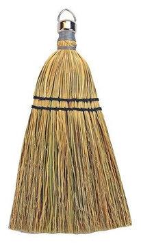LAITNER 10779 Whisk Broom,12 in. L,Corn Bristle
