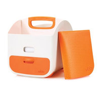 Ubbi Diaper Caddy (Orange)