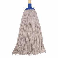 TOUGH GUY String Wet Mop Kit,16 oz.,Cotton 16W216