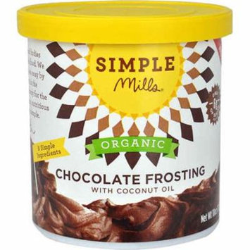 Simple Mills Organic Frosting Chocolate -- 10 oz pack of 4