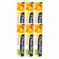 ChapStick Mango Sunrise Tropical Paradise Collection 0.15 Oz (Pack Of 6)