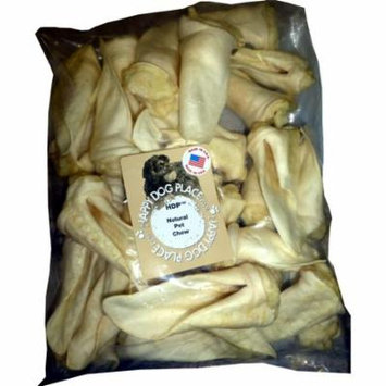 HDP Large Lamb Ears Made in USA Size:Pack of 100 Flavor:Smoked
