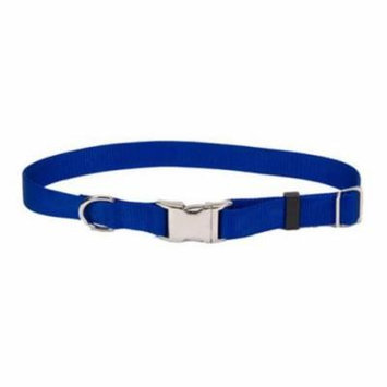 Coastal Pet Products Adjustable Blue Collar With Metal Buckle 14