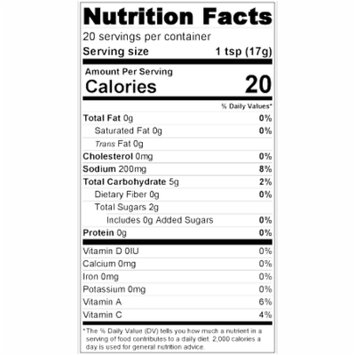 Yo Pitts! Foods, ALL-Natural, TPzzz Hot ketchup - 12.5 oz.