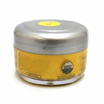 Style Counsel Temporary Colored Travel Hair Wax 50mL (Gold)