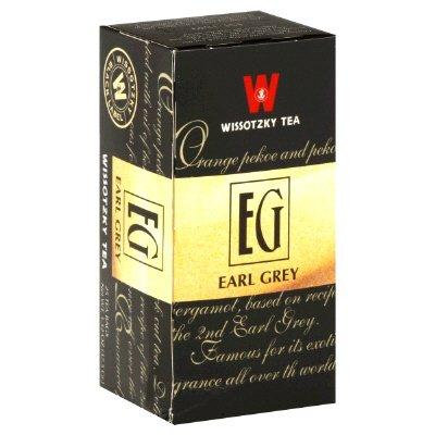 Tea Black Earl Grey (Pack of 6) - Pack Of 6