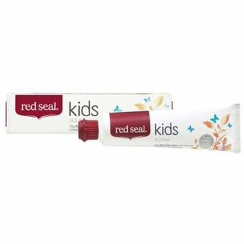 Pacific Resources Red Seal Kids Toothpaste, 2.6 Oz