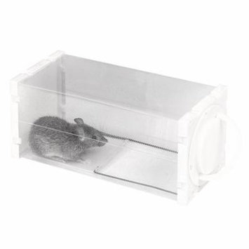 2017 Hot White Rat Live Trap Bottle Mice Mouse Mole Small Rodent Cage Animal Control Catch
