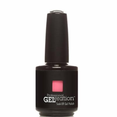 Jessica GELeration Soak-Off Gel Polish 0.5oz/ 15ml (GEL-336 FLIRTY)