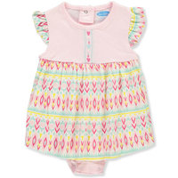 Baby Girls' Dress/Bodysuit Combo [baby_clothing_size: baby_clothing_size-0-3months]