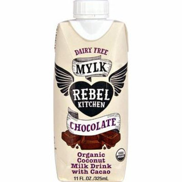Rebel Kitchen Organic Dairy Free Coconut Milk Drink with Cacao Chocolate -- 11 fl oz pack of 2