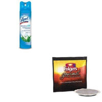 KITFOL63101RAC76938EA - Value Kit - Folgers Gourmet Selections Coffee Pods (FOL63101) and Neutra Air Fresh Scent (RAC76938EA)