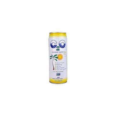 C2O Coconut Water with Pineapple Juice & Coconut Pulp -- 17.5 fl oz pack of 3