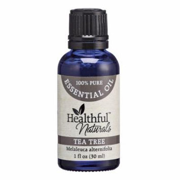 Healthful Naturals Tea Tree Essential Oil - 30 ml