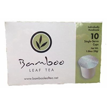 Bamboo Leaf Tea - 10 ct K-cup