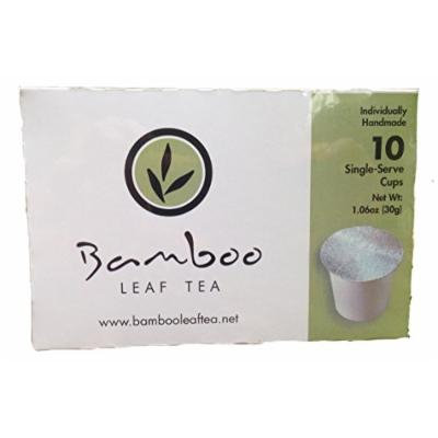 Bamboo Leaf Tea - 10 ct K-cup