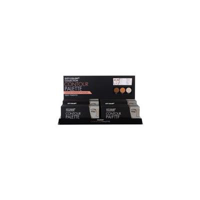 CITY COLOR Contour Palette Display Case Set 24 Pieces F0005