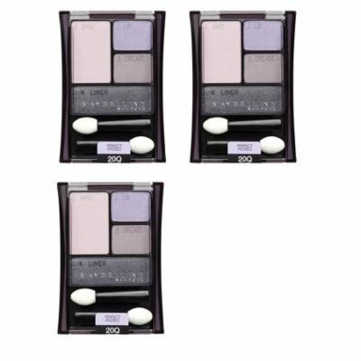 Maybelline New York Expert Wear 20q Velvet Crush Perfect Pastels, 0.17 Oz (3 Pack)